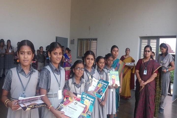 Sri Vageesha Vidhyashram-Books launch