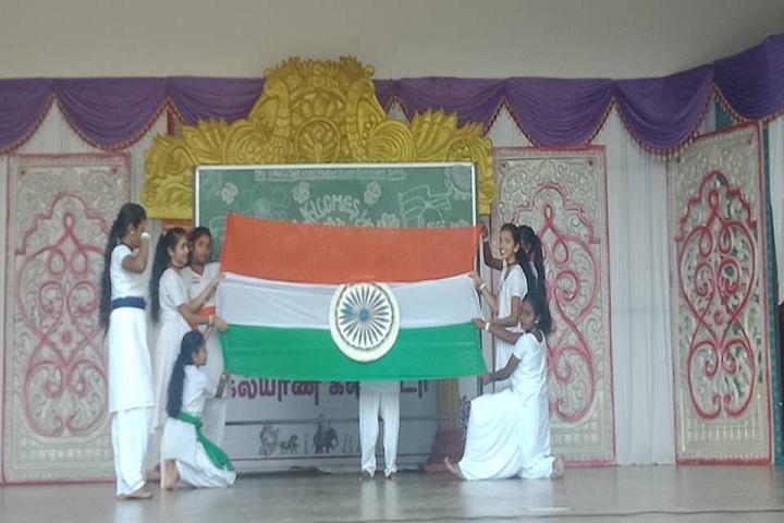Sri Vageesha Vidhyashram-Independence day