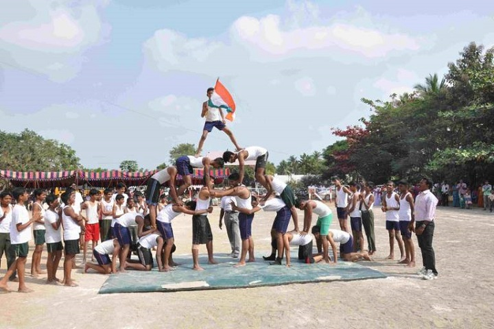 Sri Vageesha Vidhyashram-sports day1