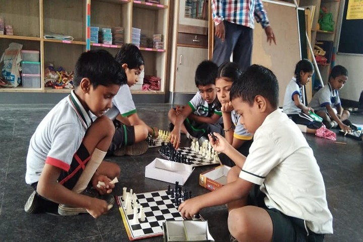 SRM Public School-Chess