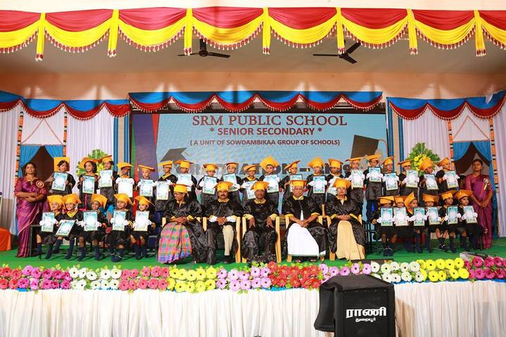 SRM Public School-Graduation Day