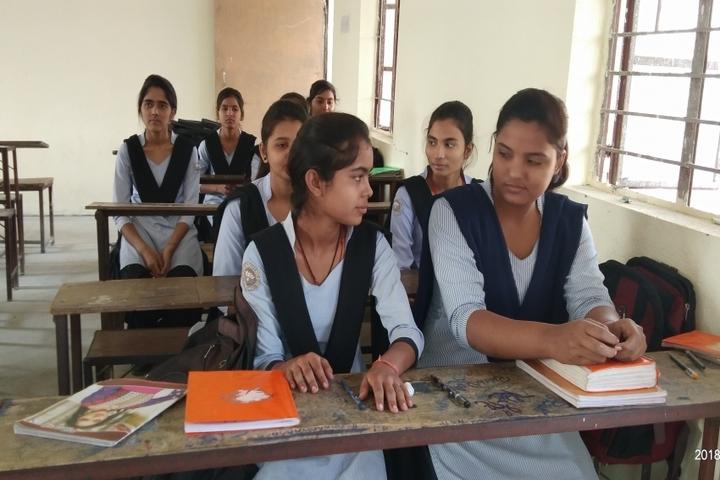 Pristine Children High School-Classroom