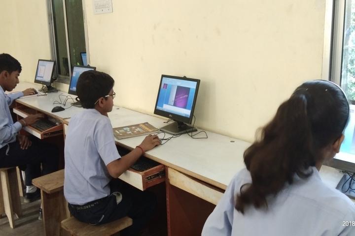 Pristine Children High School-Computer Lab