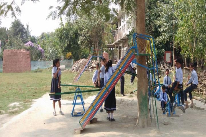 Pristine Children High School-Play Area