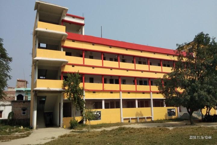 Pristine Children High School-School Building