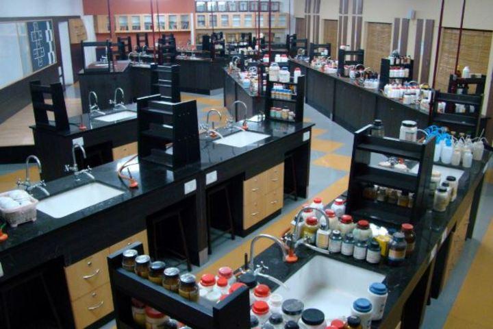 St Johns International Residential School- Chemistry Lab