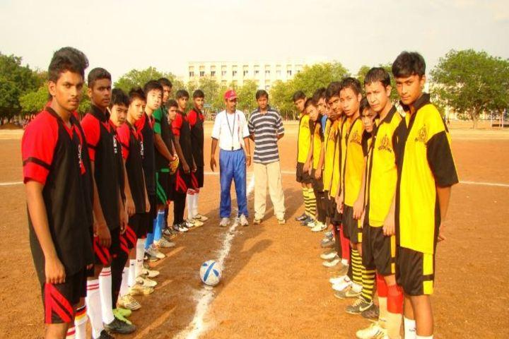 St Johns International Residential School- Sports 2