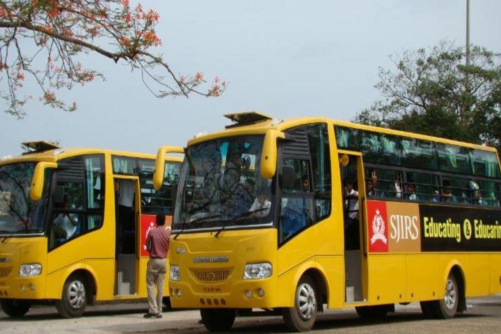St Johns International Residential School- Transport