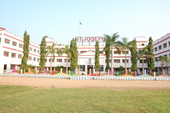 St Joseph Residential School- Campus View