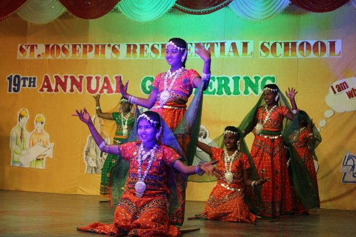 St Joseph Residential School- Events