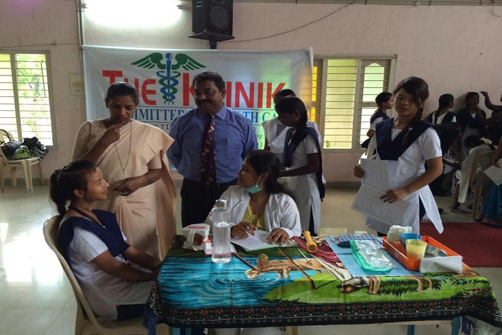 St Joseph Residential School- Health and Medical Check up
