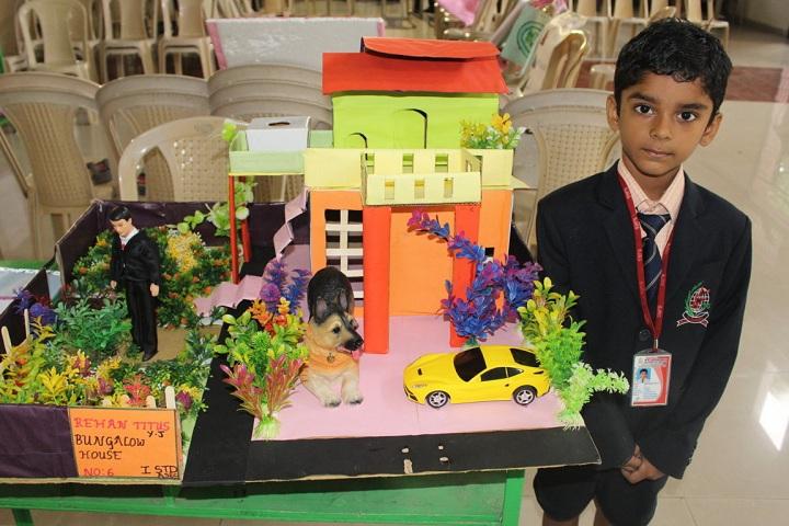 St Joseph Residential School- Science Expo