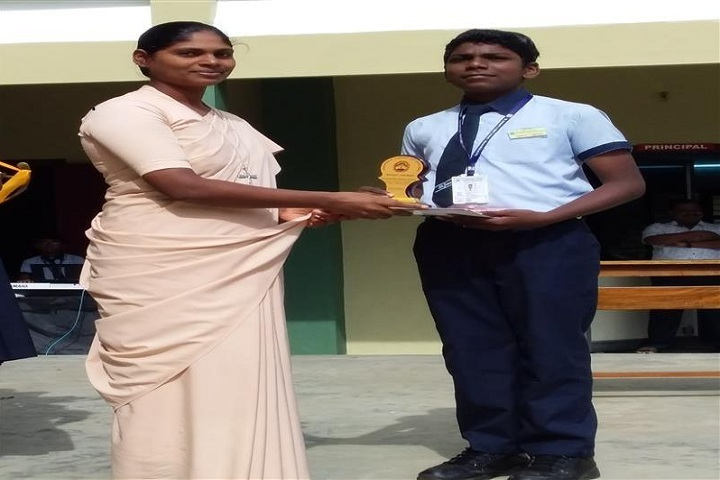 St Josephs School- Prize Distribution