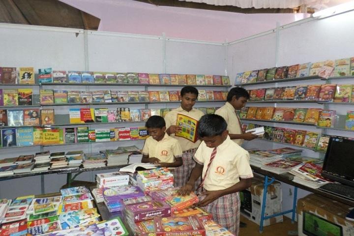St Antonys Public School- Books Fair