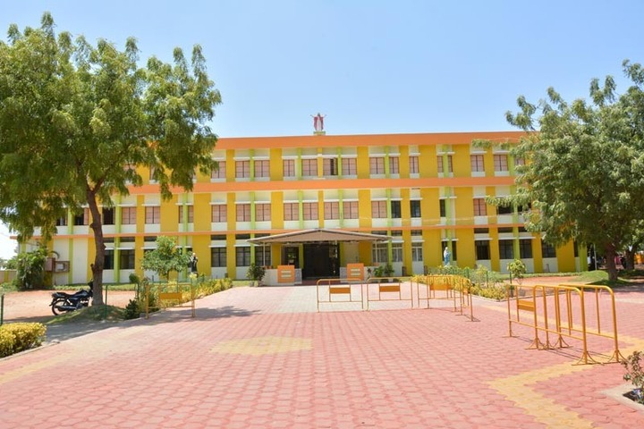 St Antonys Public School- Campus View