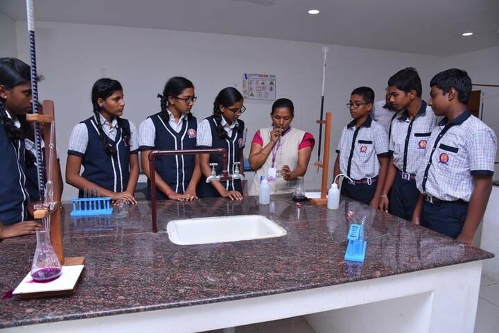 St Antonys Public School- Chemistry Lab