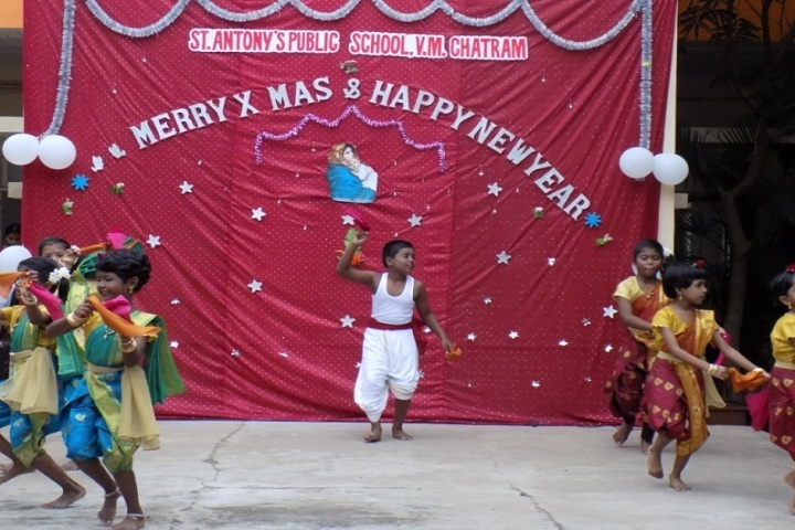 St Antonys Public School- Chritmas Celebrations