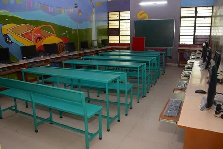 St Antonys Public School- Classrooms