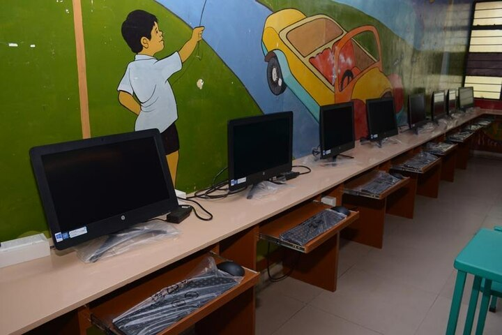 St Antonys Public School- Computer Lab