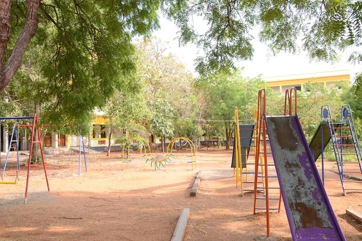 St Antonys Public School- Kids Play Park