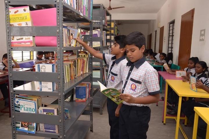 St Antonys Public School- Library