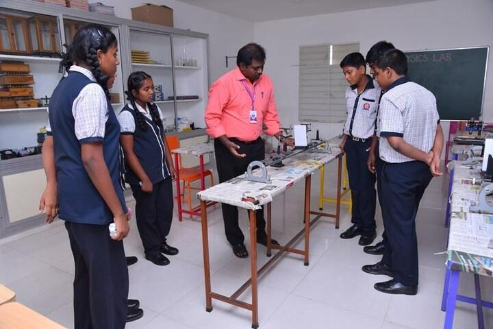 St Antonys Public School- Physics Lab