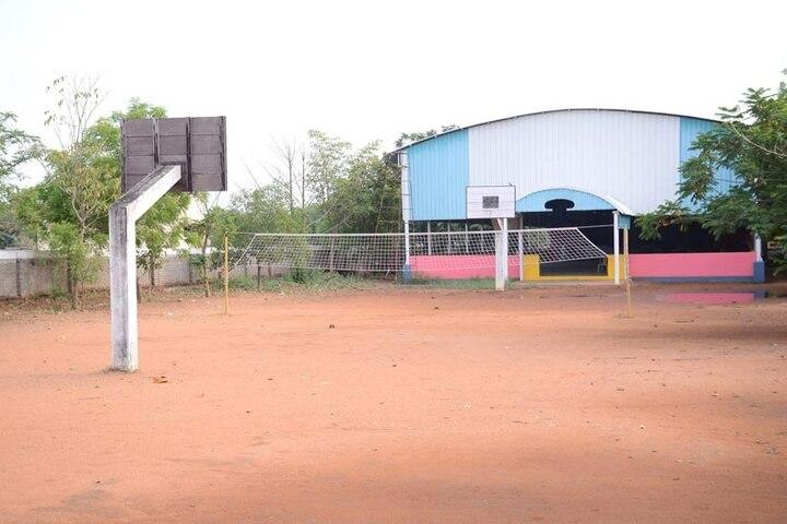 St Antonys Public School- Playground