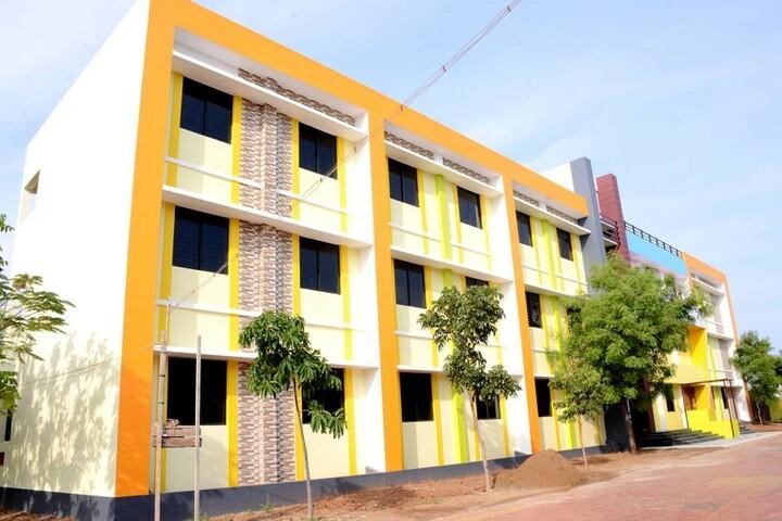 St Antonys Public School- School Campus