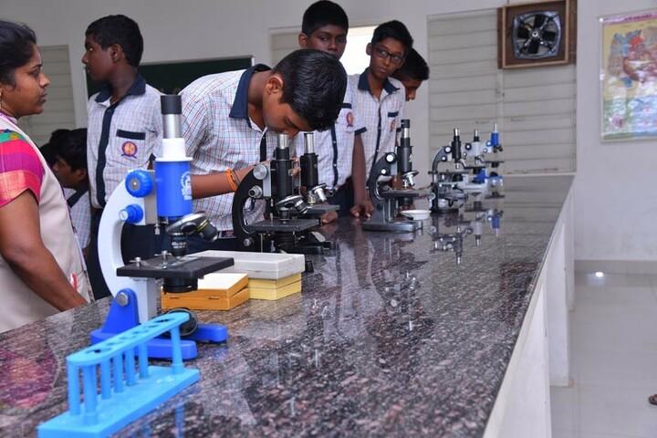 St Antonys Public School- Science Lab