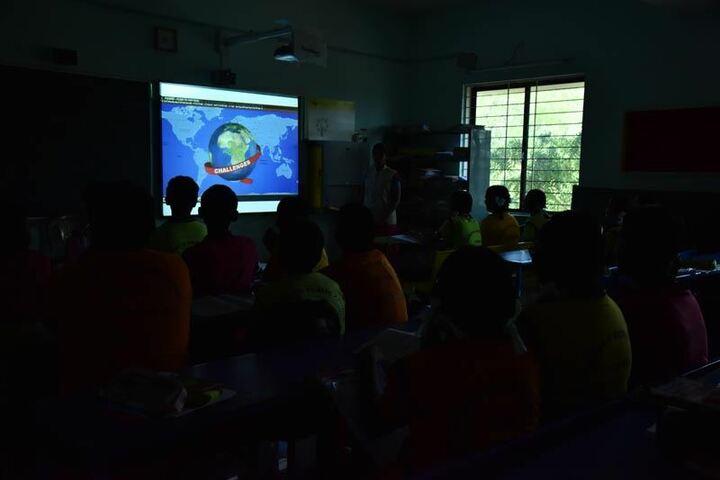 St Antonys Public School- Smart Class