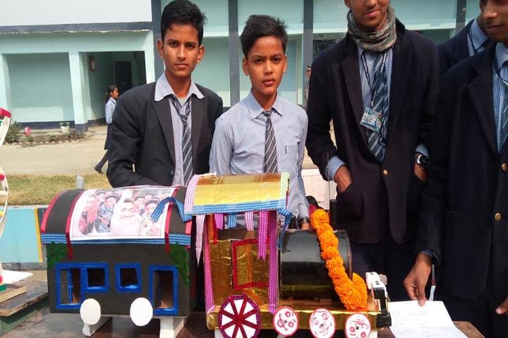 Public Central School-School Exhibition