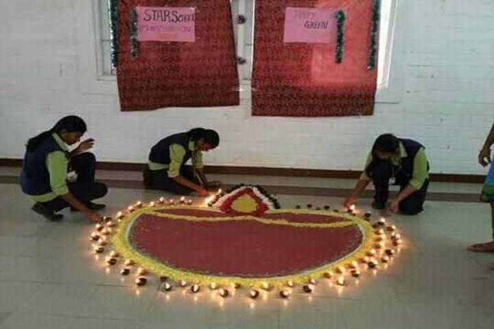 Star School- Diwali Celebrations