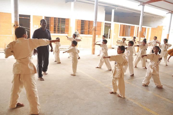 Star School- Karate