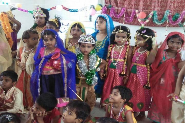 Star School- Krishnashtami Celebrations