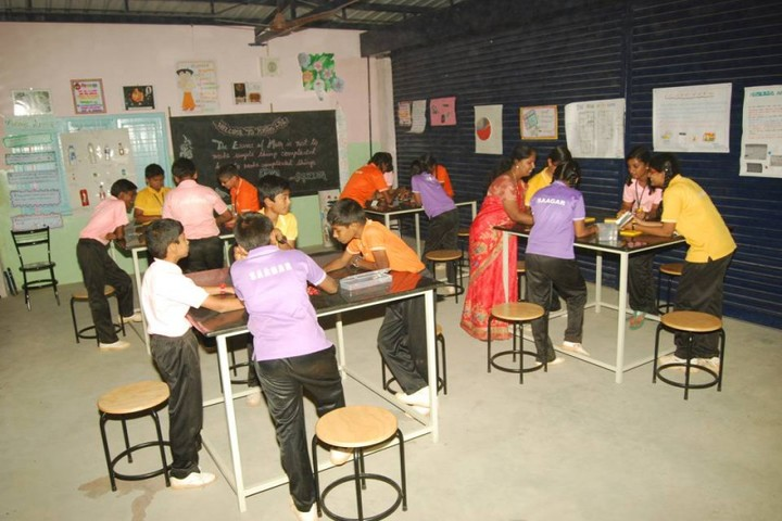 Subbiah Central School- Activities