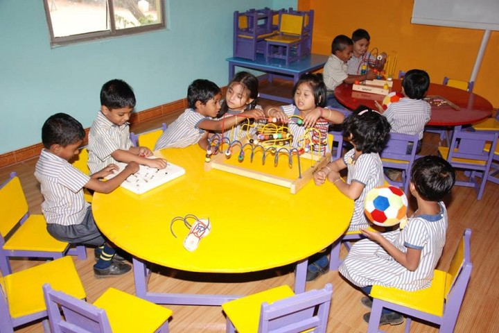 Subbiah Central School- Activity Room