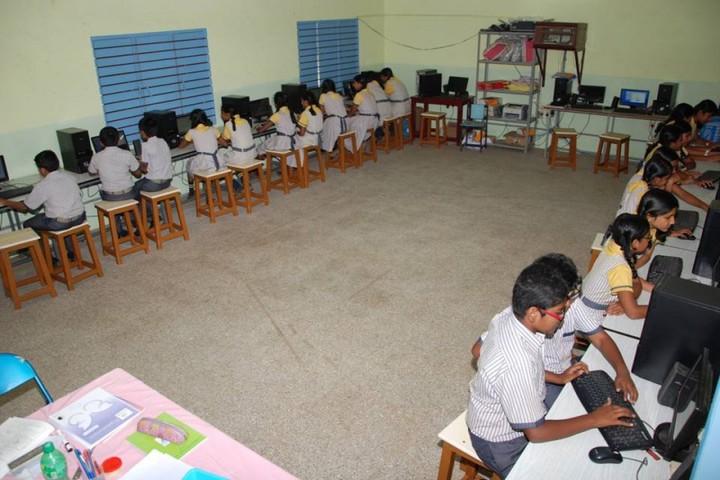 Subbiah Central School- Computer Lab