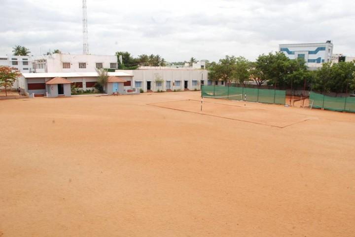Subbiah Central School- Playground
