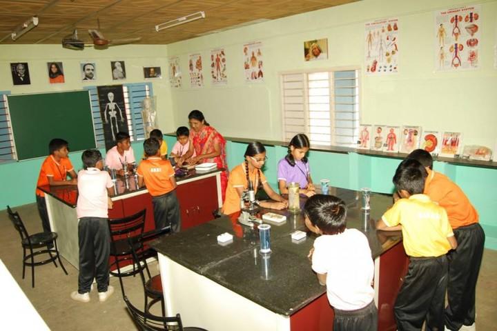 Subbiah Central School- Science Lab