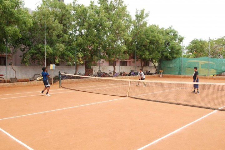 Subbiah Central School- Sports