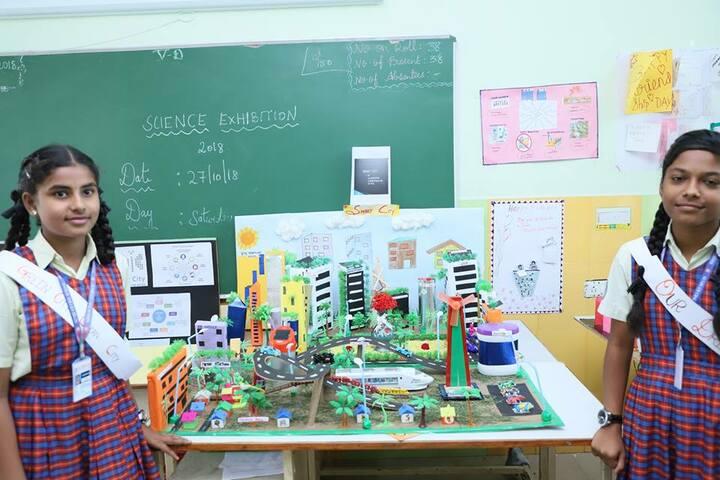 Sunbeam Senior Secondary School- Science Exhibition