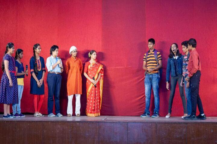 Sunshine Chennai Senior Secondary School- Drama