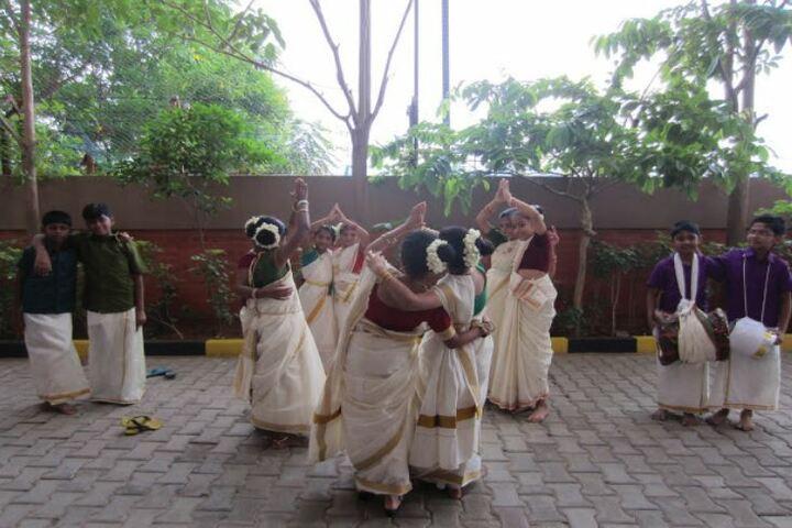 Sunshine Chennai Senior Secondary School- Festival Celebrations