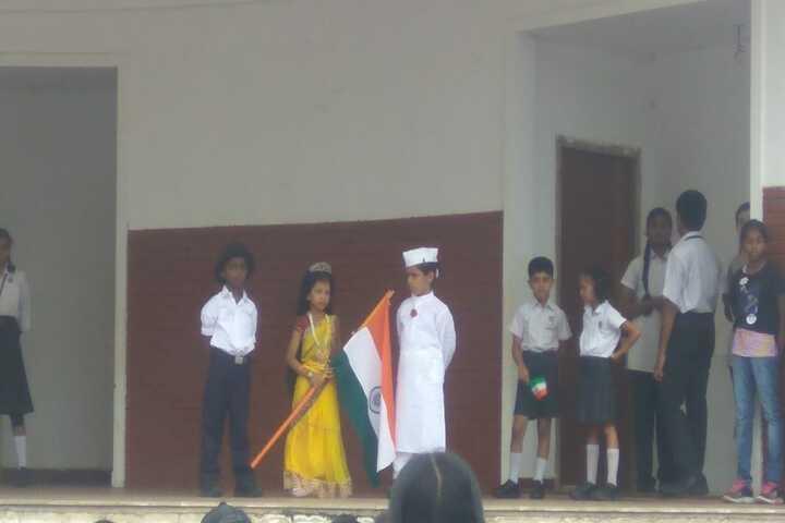 Sunshine Chennai Senior Secondary School- Independence Day