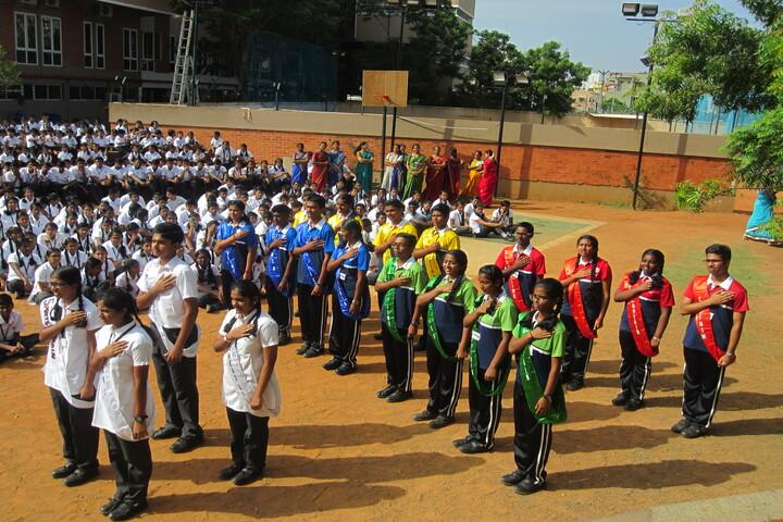 Sunshine Chennai Senior Secondary School- Investiture Day