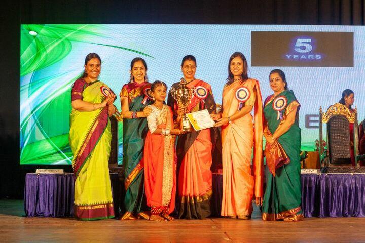 Sunshine Chennai Senior Secondary School- Prize Distribution