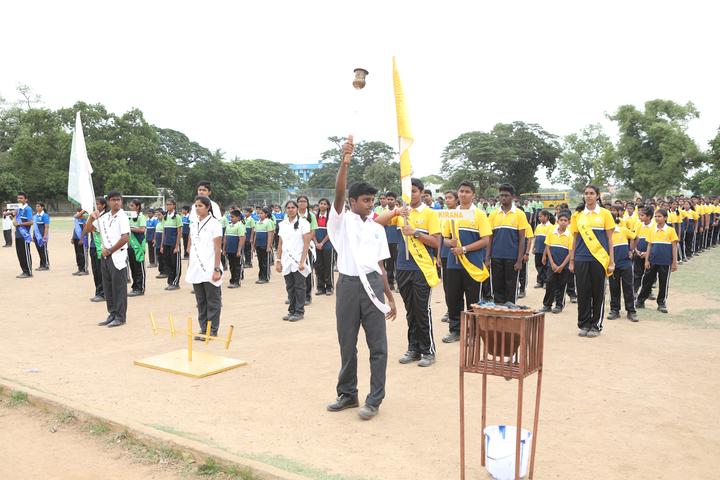 Sunshine Chennai Senior Secondary School- Sports Day 2