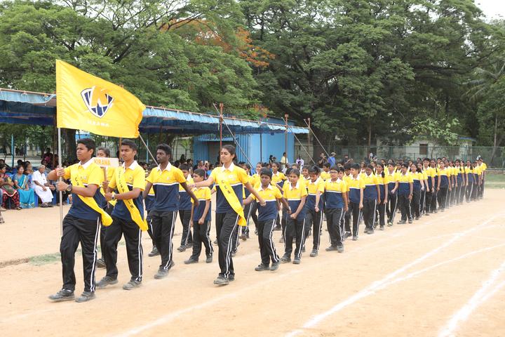 Sunshine Chennai Senior Secondary School- Sports Day