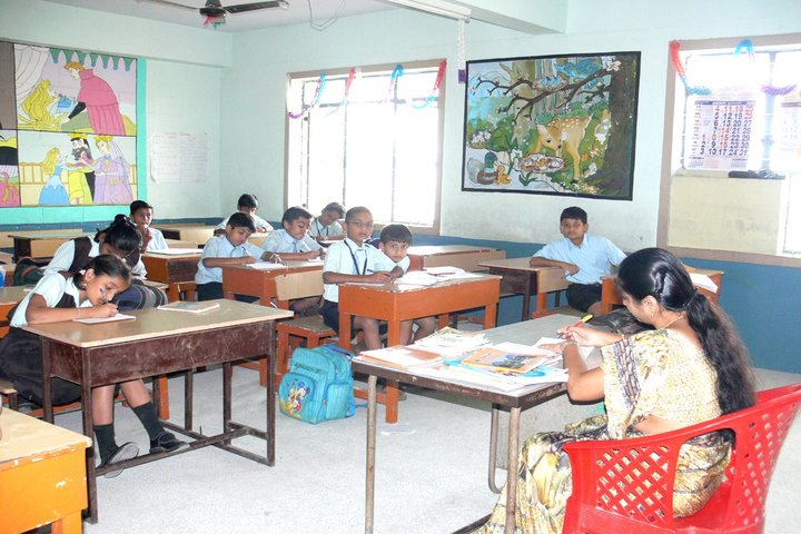 Sushil Hari International Residential School-Class Room