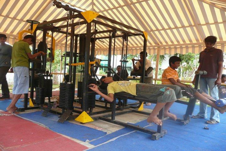 Sushil Hari International Residential School-GYM